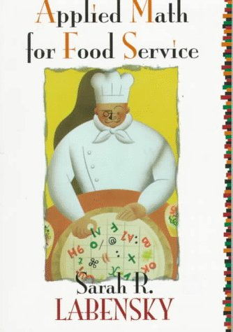 Applied Math for Food Service   1998 edition cover