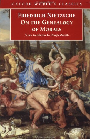 On the Genealogy of Morals   1998 9780192836175 Front Cover