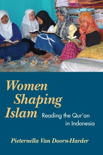 Women Shaping Islam Reading the Qur'an in Indonesia  2006 edition cover