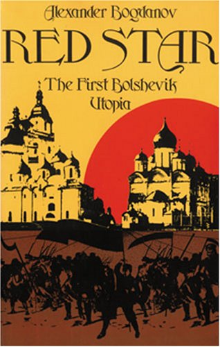 Red Star The First Bolshevik Utopia  1984 edition cover