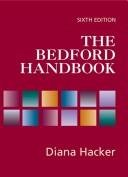 Bedford Handbook 6th 2002 edition cover
