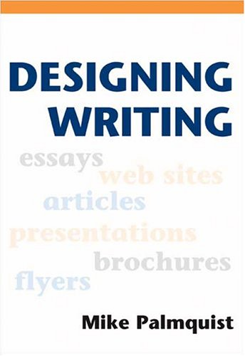 Designing Writing   2005 edition cover
