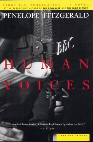 Human Voices   1999 edition cover