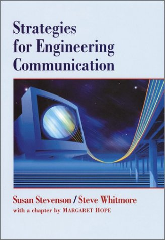 Strategies for Engineering Communication   2002 edition cover
