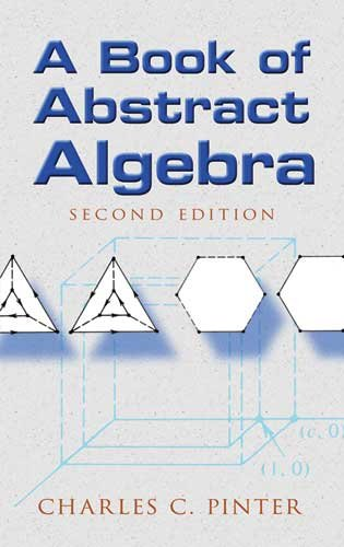 Book of Abstract Algebra  2nd 2010 edition cover