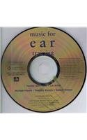 CD for Horvit/Koozin/Nelson's Music for Ear Training, 3rd  3rd 2009 9780495566175 Front Cover