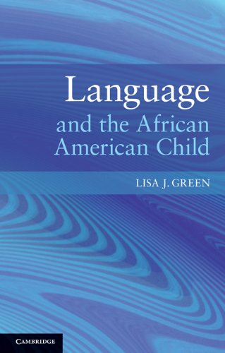 Language and the African American Child   2010 9780521618175 Front Cover