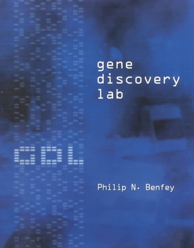 Gene Discovery Lab: 1st 2001 edition cover