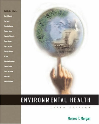 Environmental Health  3rd 2003 (Revised) 9780534517175 Front Cover