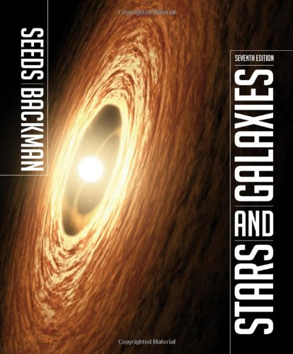 Stars and Galaxies  7th 2011 edition cover