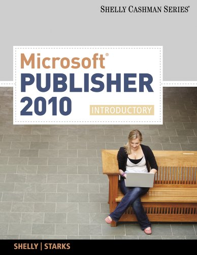 Microsoft� Publisher 2010, Introductory  2nd 2011 9780538746175 Front Cover