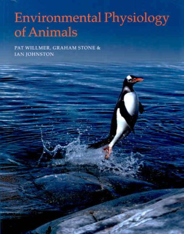 Environmental Physiology of Animals   2000 edition cover