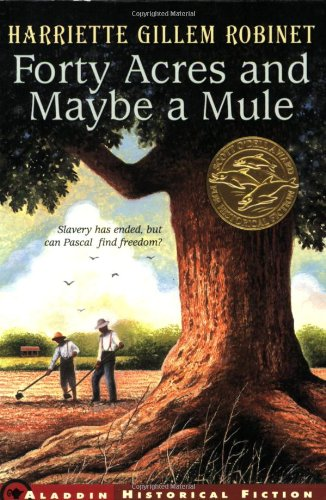 Forty Acres and Maybe a Mule   2000 (Reprint) edition cover