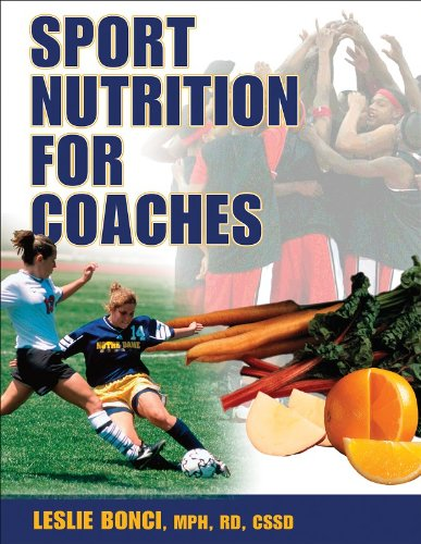 Sport Nutrition for Coaches   2009 edition cover