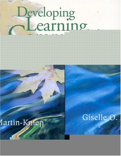 Developing Learning Communities Through Teacher Expertise   2004 edition cover