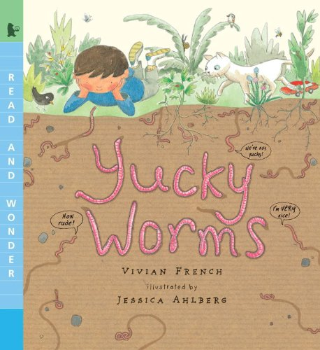 Yucky Worms  N/A edition cover