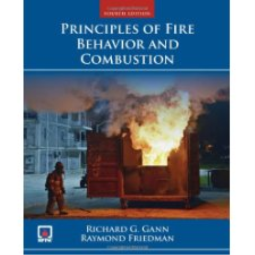 Principles of Fire Protection Chemistry and Physics  4th 2015 (Revised) edition cover