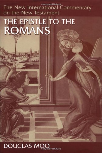 Epistle to the Romans   1996 edition cover