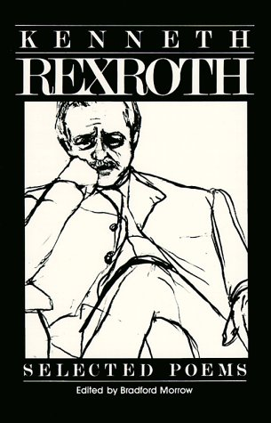 Selected Poems of Kenneth Rexroth   1984 edition cover