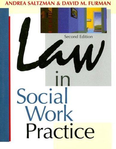 Law in Social Work Practice  2nd 1999 (Revised) edition cover