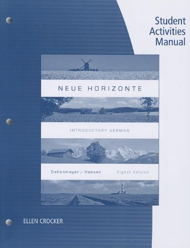 Neue Horizonte  8th 2014 edition cover