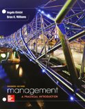 Management + Connect Access Card:   2015 9781259677175 Front Cover