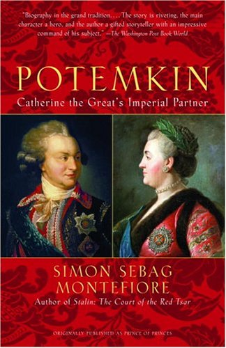 Potemkin Catherine the Great's Imperial Partner  2000 9781400077175 Front Cover