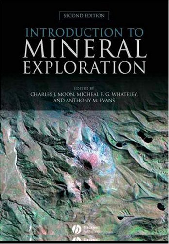 Introduction to Mineral Exploration  2nd 2006 (Revised) edition cover