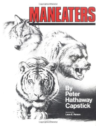 Maneaters  N/A edition cover