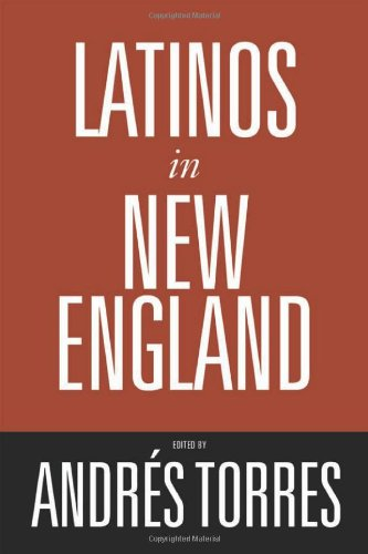 Latinos in New England   2006 edition cover