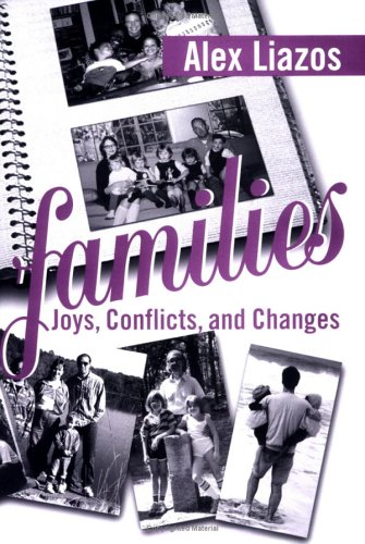 Families Joys, Conflicts, and Changes  2004 9781594510175 Front Cover