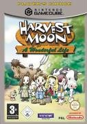 Harvest Moon - A Wonderful Life (Player's Choice) GameCube artwork