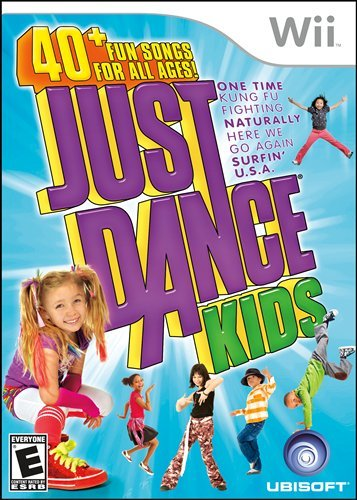 Just Dance Kids Nintendo Wii artwork