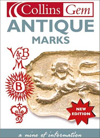 Antique Marks Find the Mark to Make you Rich  2002 (Revised) edition cover