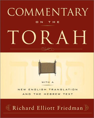 Commentary on the Torah   2003 edition cover