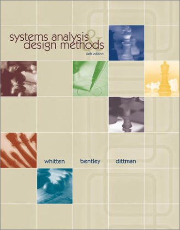 Systems Analysis and Design : With Project Cases 6th 2004 edition cover