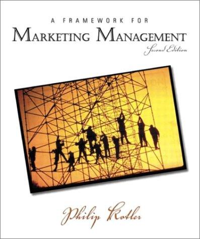 Framework for Marketing Management  2nd 2003 (Revised) edition cover