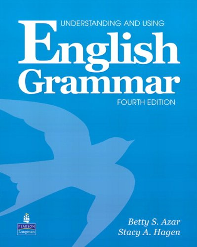 Understanding and Using English Grammar  4th 2009 (Student Manual, Study Guide, etc.) edition cover