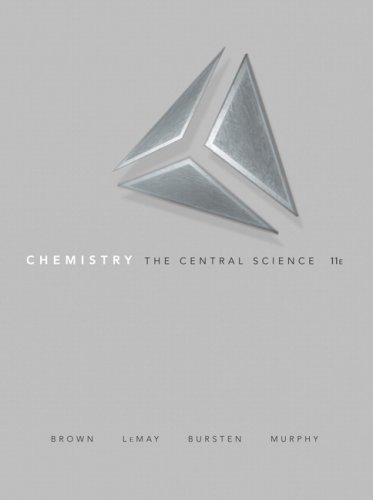 Chemistry The Central Science 11th 2009 edition cover
