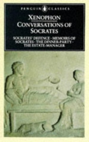 Conversations of Socrates   2004 (Revised) edition cover