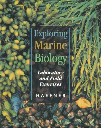 Exploring Marine Biology Laboratory and Field Exercises  2001 9780195148176 Front Cover