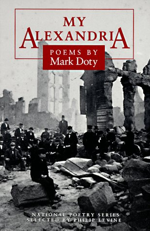 My Alexandria Poems  1993 edition cover