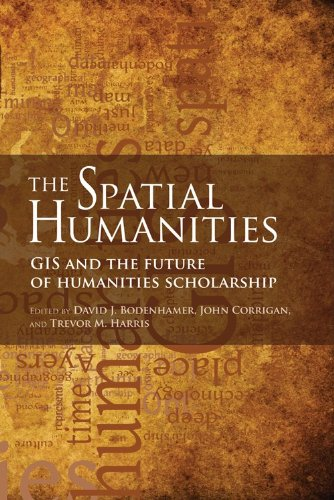 Spatial Humanities GIS and the Future of Humanities Scholarship  2010 edition cover
