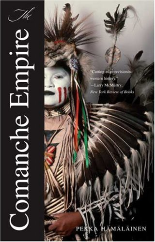 Comanche Empire   2009 edition cover