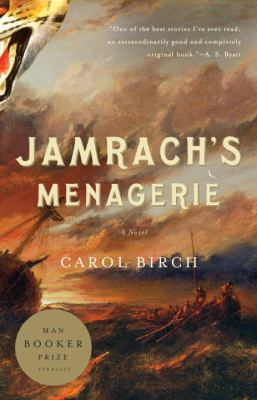 Jamrach's Menagerie   2011 edition cover