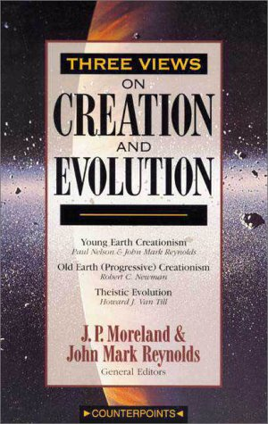 Three Views on Creation and Evolution   1999 9780310220176 Front Cover