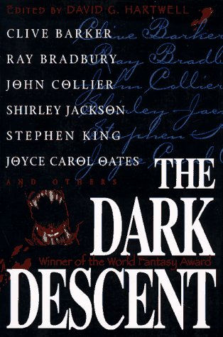Dark Descent  2nd (Revised) edition cover