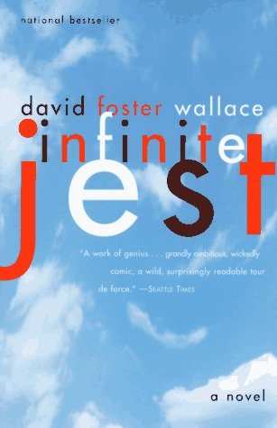 Infinite Jest  1996 edition cover