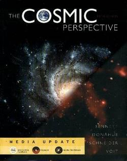 Cosmic Perspective  5th 2009 (Revised) 9780321558176 Front Cover