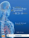 Medical Terminology and Anatomy for ICD-10 Coding  2nd 2014 edition cover